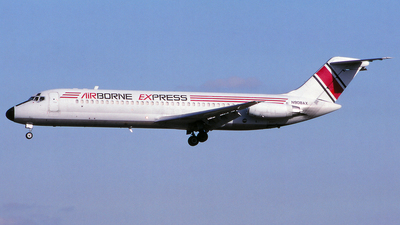 N908AX - McDonnell Douglas DC-9-31 - Airborne Express