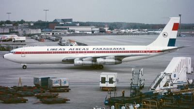 ZP-CCG - Boeing 707-321B - Líneas Aéreas Paraguayas (LAP)