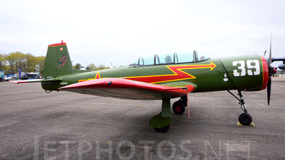 A picture of N39YK -  - [2751239] - © Agustin Anaya