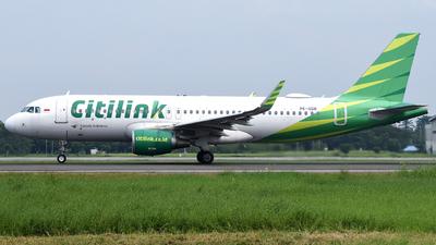 A picture of PKGQR - Airbus A320214 - Citilink - © Calvin L
