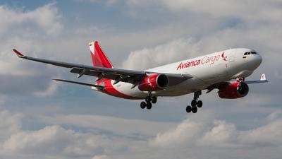 N334QT - Airbus A330-243F - Avianca Cargo