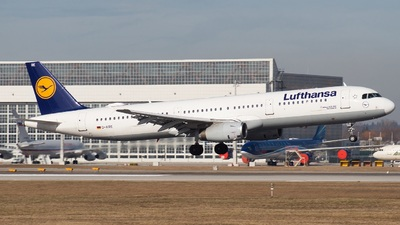 A picture of DAIRE - Airbus A321131 - Lufthansa - © Dominik Erhardt