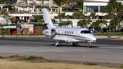 N692QS - Cessna Citation Latitude - NetJets Aviation
