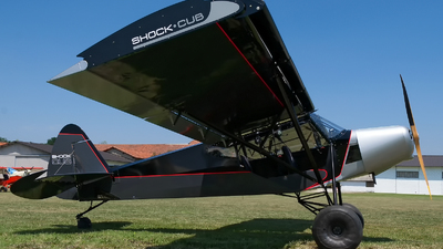 I-C579 - Zlin Shock Cub - Private
