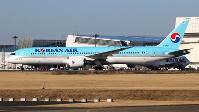 A picture of HL7209 - Boeing 7879 Dreamliner - Korean Air - © Y Kobayashi