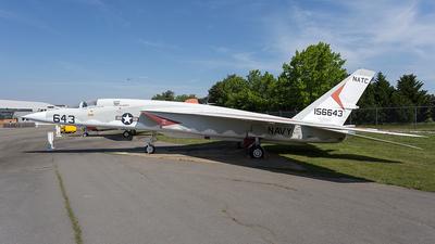 156643 - North American RA-5C Vigilante - United States - US Navy (USN)