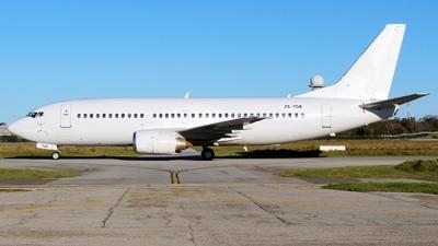 ZS-TGB - Boeing 737-36Q - Star Air Cargo