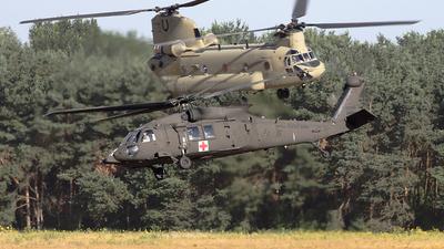 16-20939 - Sikorsky UH-60M Blackhawk - United States - US Army