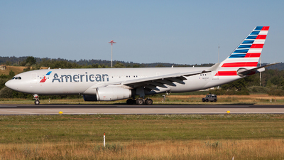 N283AY - Airbus A330-243 - American Airlines