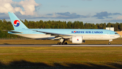 HL8043 - Boeing 777-FB5 - Korean Air Cargo
