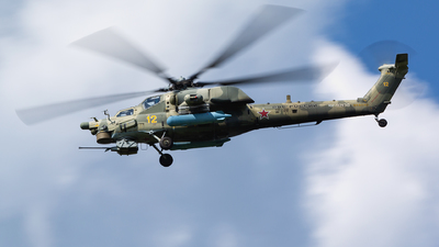 RF-92130 - Mil Mi-28N Havoc - Russia - Air Force