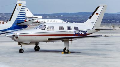 A picture of DEFDR - Piper PA46310P Malibu - [4608061] - © Toni Marimon