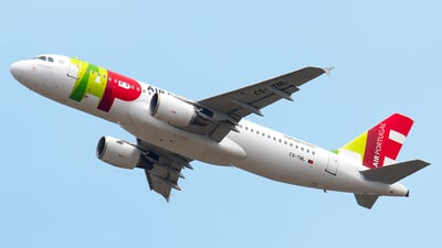 CS-TNL - Airbus A320-214 - TAP Air Portugal