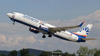 TC-SEO - Boeing 737-8HC - SunExpress