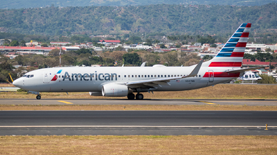 A picture of N847NN - Boeing 737823 - American Airlines - © Alfredo La Red