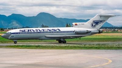 YV-763C - Boeing 727-22 - Servivensa