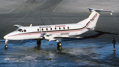 N818BE - Beech 1900C - Business Express (BEX)