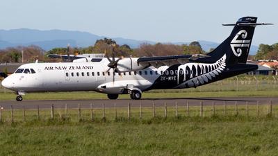 ZK-MVE - ATR 72-212A(600) - Air New Zealand