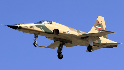 3-7335 - Northrop F-5E Tiger II - Iran - Air Force