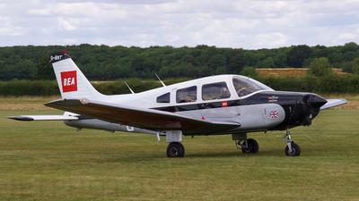 G-SIXT - Piper PA-28-161 Warrior II - British Airways Flying Club