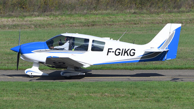 F-GIKG - Robin DR400/140B Dauphin - Private