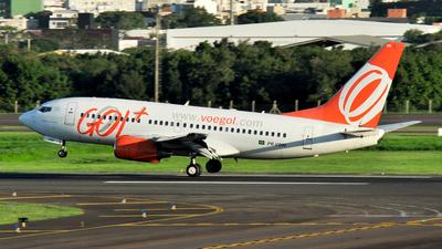 PR-VBM - Boeing 737-7EA - GOL Linhas Aereas