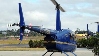 TG-SEM - Robinson R44 Raven II - Private