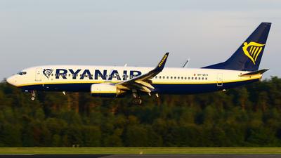 9H-QEH - Boeing 737-8AS - Ryanair (Malta Air)
