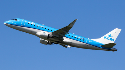 PH-EXN - Embraer 170-200STD - KLM Cityhopper