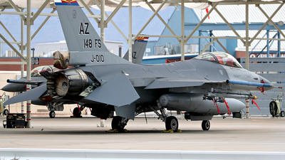 J-010 - General Dynamics F-16AM Fighting Falcon - Netherlands - Royal Air Force