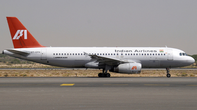 VT-EPH - Airbus A320-231 - Indian Airlines