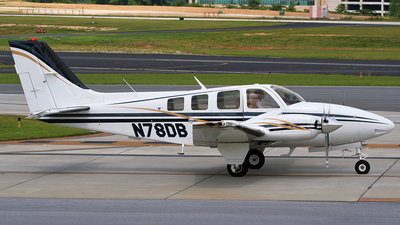 N78DB - Beechcraft 58 Baron - Private