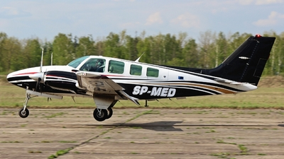 SP-MED - Beechcraft 58 Baron - Private