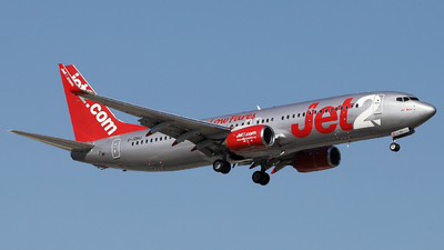A picture of GJZHJ - Boeing 7378MG - Jet2 - © Firat Cimenli