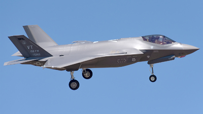 17-5265 - Lockheed Martin F-35A Lightning II - United States - US Air Force (USAF)