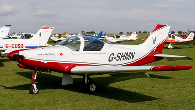 G-SHMN - Alpi Pioneer 300 Hawk - Private