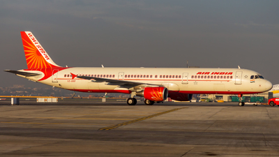 VT-PPF - Airbus A321-211 - Air India
