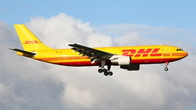 D-AEAS - Airbus A300B4-622R(F) - DHL (European Air Transport)