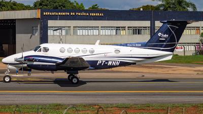 PT-WNN - Beechcraft B200 Super King Air - Sales Serviços Aéreos
