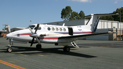 VH-IWO - Beechcraft 200 Super King Air - Royal Flying Doctor Service of Australia (Western Operations)
