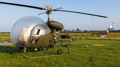 D-HHLL - Agusta-Bell AB-47G-2 - Private