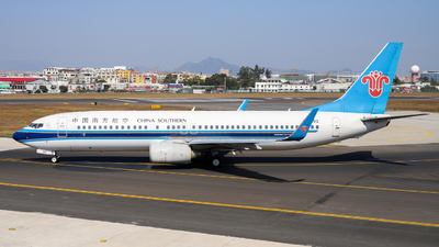 B-5193 - Boeing 737-81B - China Southern Airlines