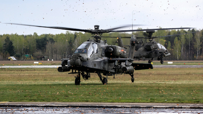 03-05388 - Boeing AH-64D Apache - United States - US Army