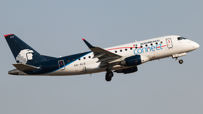 XA-ALG - Embraer 170-100STD - Aeroméxico Connect