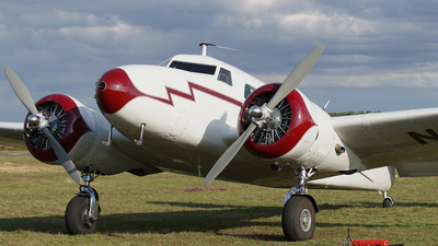 NC14999 - Lockheed 10A Electra - Private