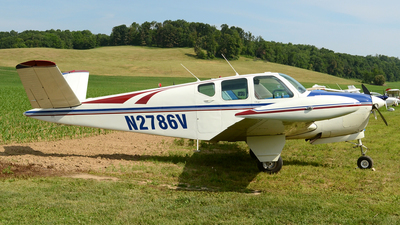 N2786V - Beechcraft 35 Bonanza - Private
