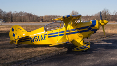 N51AF - Pitts S-2B Special - Private