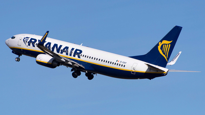 EI-EKP - Boeing 737-8AS - Ryanair
