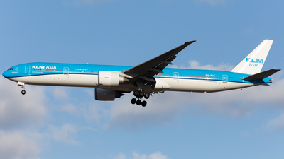 A picture of PHBVC - Boeing 777306(ER) - KLM - © Dongone Seo-Korea Aero Photos
