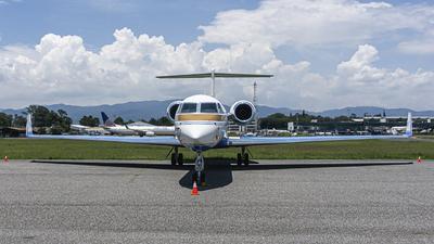 XA-MKI - Gulfstream G-V - Servicios Aeronauticos Zeta